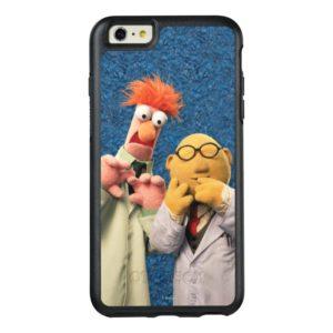 Dr. Bunsen Honeydew and Beaker OtterBox iPhone Case