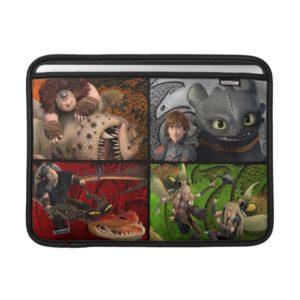 Dragon Buddies MacBook Air Sleeve