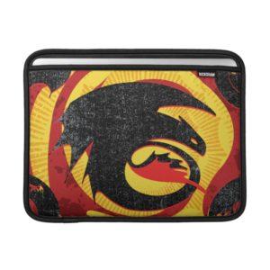 Dragon Silhouettes MacBook Air Sleeve