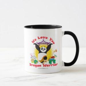 Dragon Warrior Love Mug