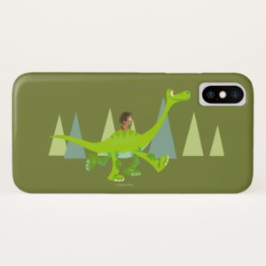 Drawing of Spot Riding Arlo Case-Mate iPhone Case