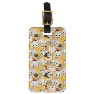 DuckTales Character Pattern Bag Tag