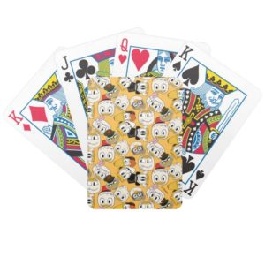 DuckTales Character Pattern Bicycle Playing Cards