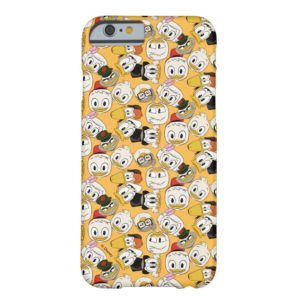 DuckTales Character Pattern Case-Mate iPhone Case