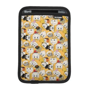 DuckTales Character Pattern iPad Mini Sleeve