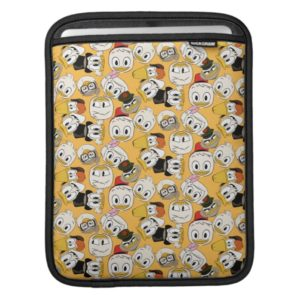 DuckTales Character Pattern iPad Sleeve