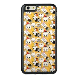 DuckTales Character Pattern OtterBox iPhone Case