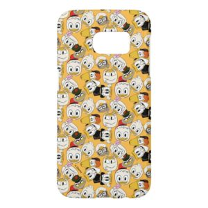 DuckTales Character Pattern Samsung Galaxy S7 Case