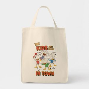 DuckTales   The Kids are Back in Town Tote Bag