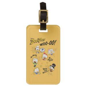 DuckTales Woo-oo! Bag Tag