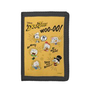 DuckTales Woo-oo! Trifold Wallet