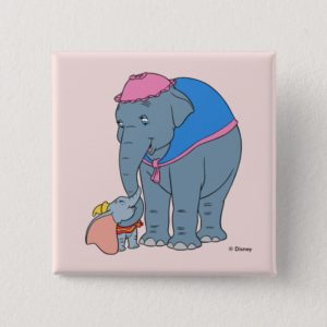 Dumbo and his Mother Button