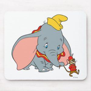 Dumbo and JoJo Mouse Pad