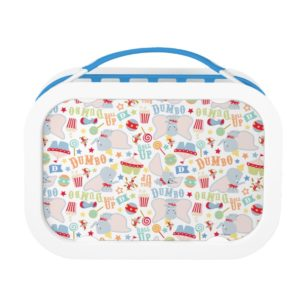 Dumbo and Timothy Roll Up Pattern Lunch Box