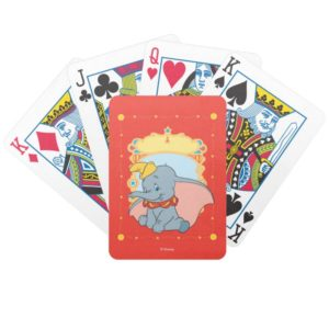 Dumbo Bicycle Playing Cards
