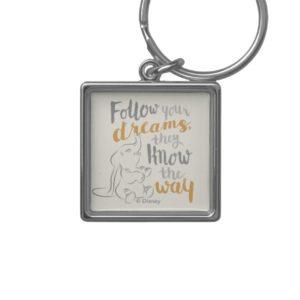 Dumbo | Follow Your Dreams Keychain