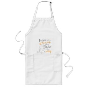 Dumbo | Follow Your Dreams Long Apron