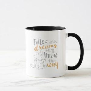 Dumbo | Follow Your Dreams Mug