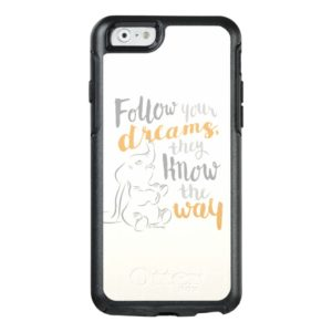 Dumbo | Follow Your Dreams OtterBox iPhone Case