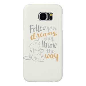 Dumbo | Follow Your Dreams Samsung Galaxy S6 Case