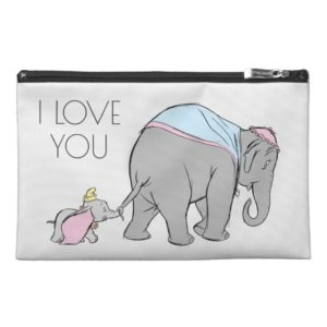 Dumbo following his Mom Closely Travel Accessory Bag