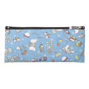 Dumbo | Fun Little Blue Pattern Pencil Case