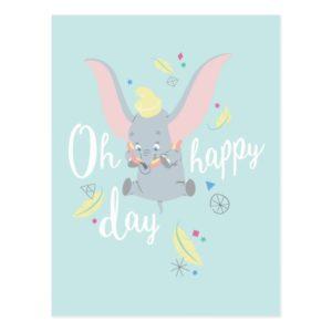 Dumbo | Oh Happy Day Postcard