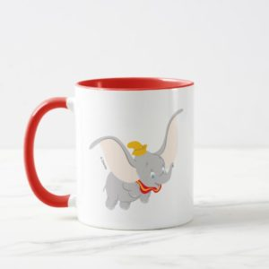 Dumbo Soaring Through the Sky Mug
