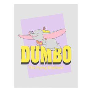 Dumbo the Flying Elephant Postcard