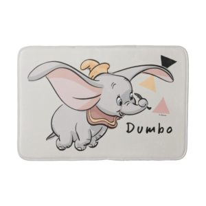 Dumbo Tribal Design Bath Mat