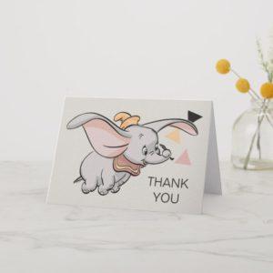 Dumbo Tribal Design | Thank You Card