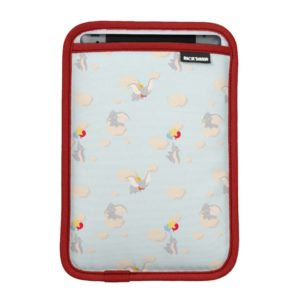 Dumbo up in the Clouds Pattern iPad Mini Sleeve