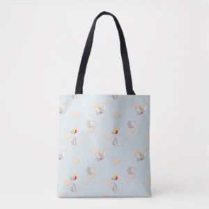 Dumbo up in the Clouds Pattern Tote Bag