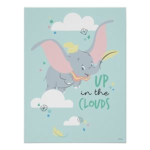 Dumbo | Up in the Clouds Poster