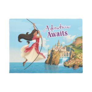 Elena | Adventure Awaits Doormat
