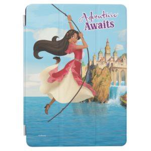 Elena   Adventure Awaits iPad Air Cover