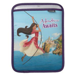 Elena | Adventure Awaits Sleeve For iPads