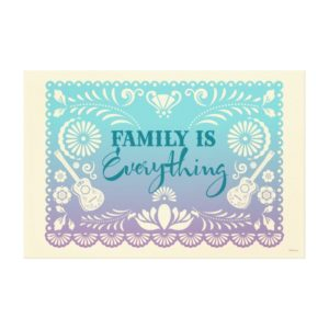 Elena | Family Is Everything Canvas Print