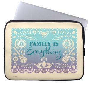 Elena | Family Is Everything Laptop Sleeve