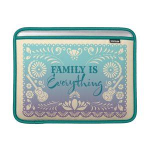 Elena | Family Is Everything MacBook Sleeve