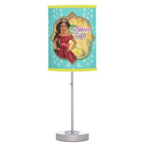 Elena & Isabel | A Hero To Us All Desk Lamp