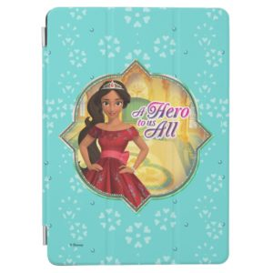 Elena & Isabel   A Hero To Us All iPad Air Cover