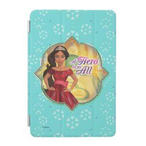 Elena & Isabel | A Hero To Us All iPad Mini Cover