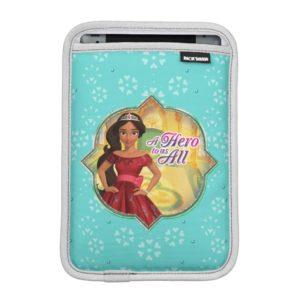 Elena & Isabel | A Hero To Us All iPad Mini Sleeve