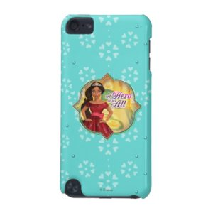 Elena & Isabel   A Hero To Us All iPod Touch 5G Cover