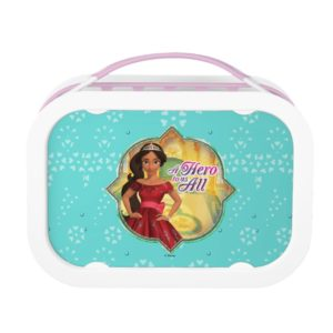 Elena & Isabel | A Hero To Us All Lunch Box