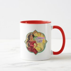 Elena & Isabel | A Hero To Us All Mug