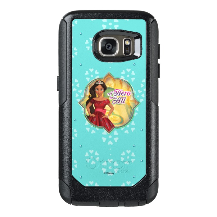 more photos 67bf0 56bdb Elena & Isabel | A Hero To Us All OtterBox Samsung Galaxy S7 Case