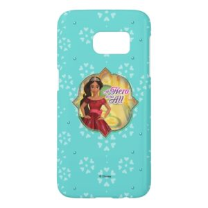 Elena & Isabel | A Hero To Us All Samsung Galaxy S7 Case