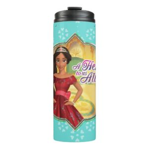 Elena & Isabel | A Hero To Us All Thermal Tumbler